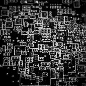 Nachdem 2015 aus unklaren Gründen eine ganze Reihe Bits gekippt ist, wurde BitCity schnell zu einer Geisterstadt. #nixloshier #abandonedplaces #elektroschrott