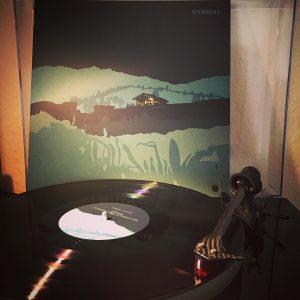 #nowspinning Stimming - Alpe Lusia #recordcollection #vinyl #gutemusik #plattensalat #stimming #diynamicmusic