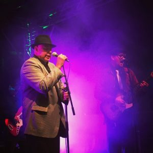 """Reggae, Ska and Rocksteady Music is all I need."" Arthur Kay & The Clerks gestern live beim Stadtfest #münstermittendrin #arthurkay #theclerks #gehtmehraufkonzerte #ska"