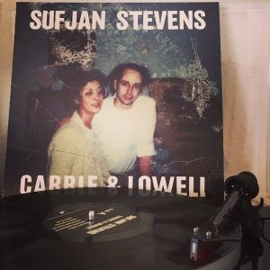 #nowspinning Sufjan Stevens - Carrie & Lowell #recordcollection #vinyl #gutemusik #plattensalat #sufjanstevens #asthmatickittyrecords