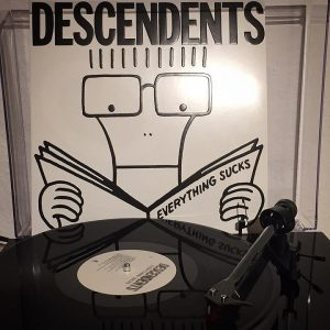 #nowspinning Descendents - Everything Sucks #recordcollection #vinyl #gutemusik #plattensalat #descendents #milogehtab #coffeemug #alltimefavorite
