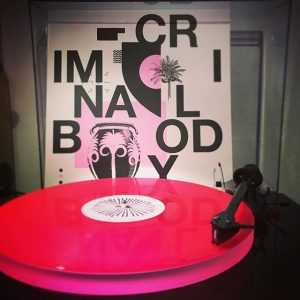 #nowspinning Criminal Body - s/t Diese Platte ist sehr gut und sieht gut aus! #recordcollection #vinyl #gutemusik #plattensalat #coloredvinyl #criminalbody #münster #thischarmingman #tcm #supportyourlocalscene