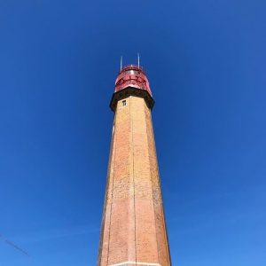 Leuchtturm = 🖤