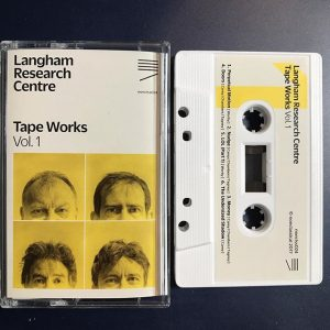 #nowplaying Langham Research Centre - Tape Works Vol. 1 #tapecollection #gutemusik #bandsalat @nonclsscl #tapemusic #musiqueconcrete #tapeloop #experimental #noise