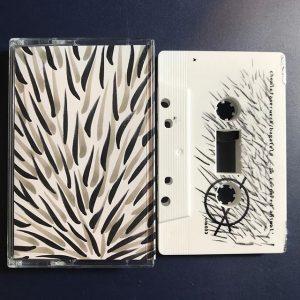#nowplaying Chemiefaserwerk/Bagatela - A Cornered Animal #tapecollection #bandsalat #kassettenkind #gutemusik #experimental #noise #drobe #ambient #chemiefaserwerk #bagatela #ota